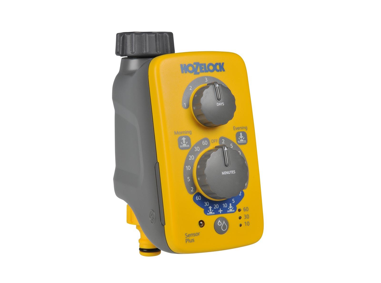 HOZELOCK Sensor Hosepipe Controller.Automatic Garden Waterer Irrigation System