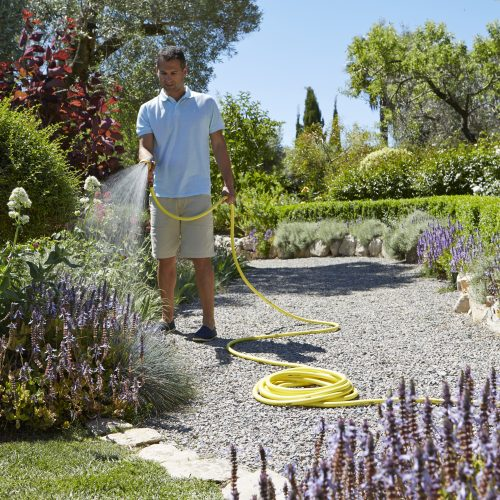Ultimate Lifestyle - Man Watering