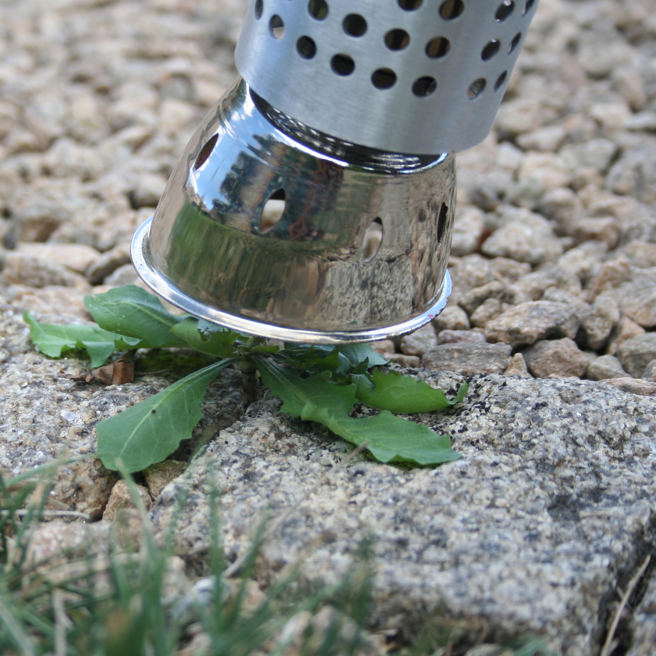 Hozelock Unkrautbrenner Unkrautvernichter Abflammgerät Green Power Evolution
